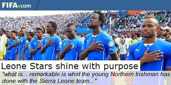 McKinstry's Leone Stars shine with purpose