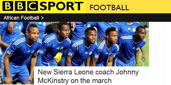 BBCSport: McKinstry on the March