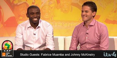 AFCON2015 ITV FabriceJohnny Jan2015 800400
