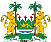 SierraLeone Coat of arms